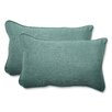 Pillow Perfect Rave Indoor/Outdoor Throw Pillow (Set of 2)