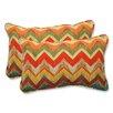 Pillow Perfect Tamarama Indoor/Outdoor Throw Pillow (Set of 2)