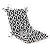 Pillow Perfect Shivali Outdoor Lounge Chair Cushion
