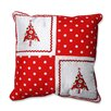 Pillow Perfect Christmas Trees Throw Pillow