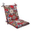 Pillow Perfect Cera Garden Outdoor Lounge Chair Cushion