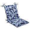 Pillow Perfect Lahaye Indigo Outdoor Lounge Chair Cushion