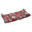 Pillow Perfect Cera Garden Outdoor Loveseat Cushion