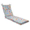 Pillow Perfect Ummi Outdoor Chaise Lounge Cushion