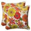 Pillow Perfect Indoor/Outdoor Throw Pillow (Set of 2)