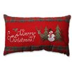 Pillow Perfect Merry Christmas Throw Pillow