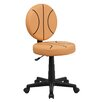 Flash Furniture Basketball Mid-Back Kid's Desk Chair