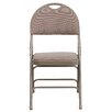 Flash Furniture Hercules Series Personalized Folding Chair with Easy-Carry Handle