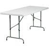 Flash Furniture 72'' Rectangular Folding Table