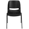 "Flash Furniture Hercules Series 12.25"" Plastic Classroom Chair"