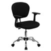Flash Furniture Adjustable Low-Back Office Chair