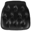 Flash Furniture Hard Tufted Vinyl Chiavari Chair Cushion