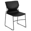 Flash Furniture Hercules Series Full Back Stackable Guest Chair