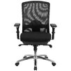 Flash Furniture Hercules Mesh Multi-Functional Swivel Chair with Synchro-Tilt