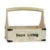 Antique Revival Napa Living Wooden Tool Box