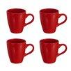 American Atelier Bistro 12 oz. Mug (Set of 4)