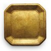 """American Atelier Ancient 13"""" Square Charger Plate"""