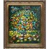 Tori Home Apple Tree I by Gustav Klimt Framed Original Painting
