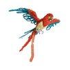 Tori Home Tropical Paradise Life Size Flying Parrot Bird