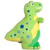 Wildkin Olive Kids Dinosaur Land Plush Pillow