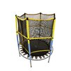 "Upper Bounce Jumping Surface for 55"" Round Trampoline with Safety Enclosure- Net and Mat ONLY"