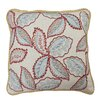 Waverly Treasure Trove Embroidered Cotton Throw Pillow