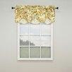 "Waverly Graceful Garden Scalloped 60"" Curtain Valance"