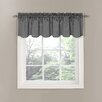 "Eclipse Curtains Canova 42"" Blackout Window Curtain Valance"