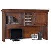 "Martin Home Furnishings Huntington Oxford 36"" H x 55.5"" W Desk Hutch"