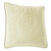 King Charles Cotton Throw Pillow