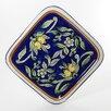 Le Souk Ceramique Citronique Design Square Platter