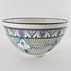 Le Souk Ceramique Malika Salad Bowl