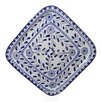 Le Souk Ceramique Azoura Design Square Platter