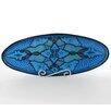 Le Souk Ceramique Sabrine Design Oval Platter