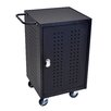 Luxor 30-Compartment Tablet Charging Cart