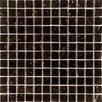 Emser Tile Vista Scarpa Glass Splitface Tile in Bronze