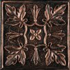 "Emser Tile Camelot 4"" x 4"" Arthur Deco in Copper"