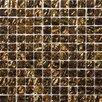 "Emser Tile Vista 1"" x 1"" Glass Mosaic Tile in Tiozzo"