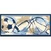 Illumalite Designs Sports Ball Wall Art Plaque