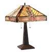 "Chloe Lighting Edward 23.6"" H Table Lamp with Empire Shade"