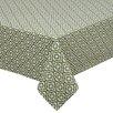 Design Imports Gazebo Printed Tablecloth