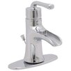 Premier Faucet Sanibel Single Handle Bathroom Sink Faucet with Optional Deck Plate