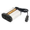 Wagan Smart 2AC Outlets 200W USB Inverter