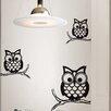 WallPops! Wall Art Kit Give a Hoot Small Wall Decal