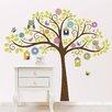 WallPops! Wall Art Kit Owl Tree Wall Decal