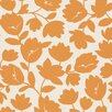 """Brewster Home Fashions Echo Design 33' x 20.5"""" Floral and Botanical Embossed Wallpaper"""