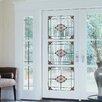 Brewster Home Fashions Window Decor Peel and Stick Westwood Window Sticker