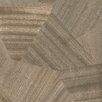 """Brewster Home Fashions Jade 24' x 36"""" Kuba Wood Veneers Wallpaper"""
