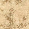 """Brewster Home Fashions For Your Bath II 33' x 20.5"""" Kazumi Bamboo Texture Wallpaper"""