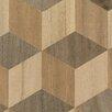 "Brewster Home Fashions Zen 24' x 36"" Kuma Wood Veneers Wallpaper"